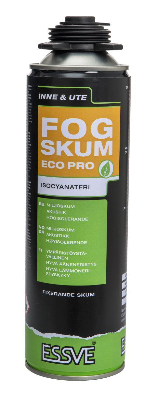Fogskum Eco Pro