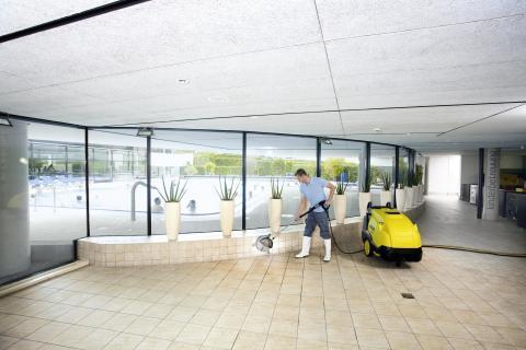 Kärcher HDS- E Høytrykksvasker - Spa -og bassengområde