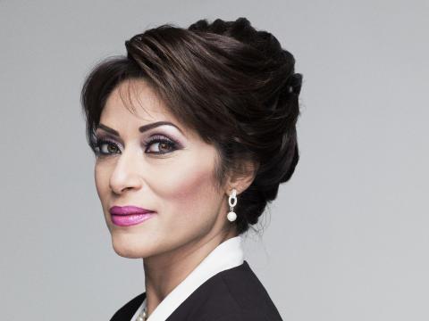 Azita Shariati näringslivets superkommunikatör 2016