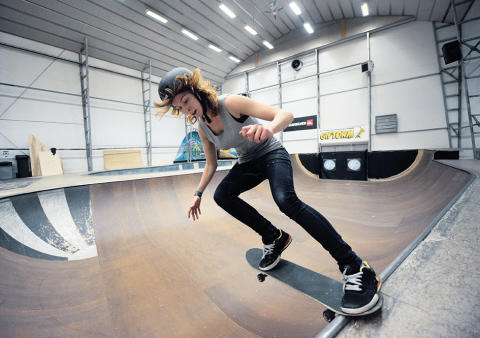 Passion skate - lågupplöst