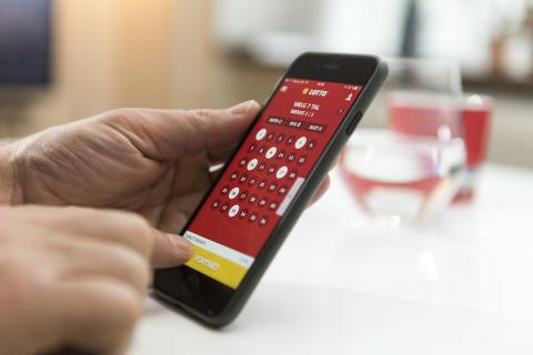 Lottoapp telefon