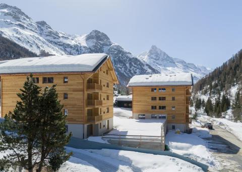 Swiss Peaks Resort in Zinal im Wallis