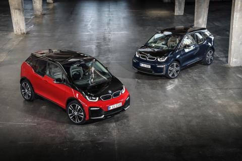 Nye BMW i3 og helt nye BMW i3s