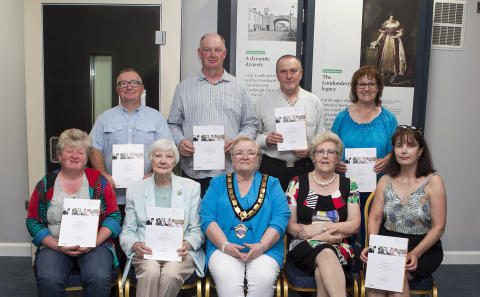 World-class customer service at Carnlough Heritage Hub