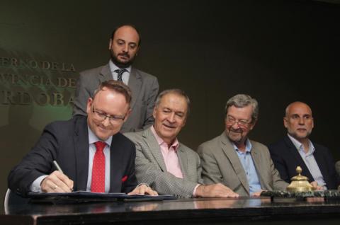 Norwegian Air Argentina firmó un acuerdo con la provincia de Córdoba para establecer una base de operaciones.