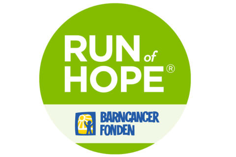 Wellnet springer Run of Hope Special Edition för Barncancerfonden