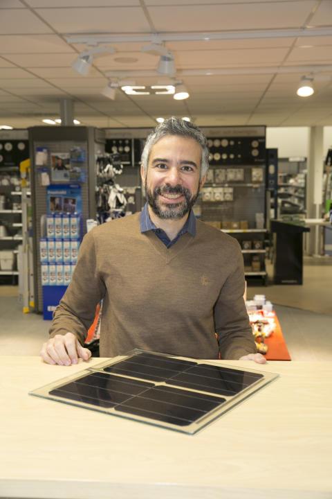 Mohamed Ezzo från Solvio
