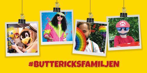 #buttericksfamiljen