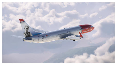 Bobby Moore becomes Norwegian's latest tail fin hero