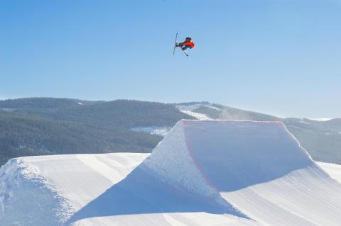 Einfach weltmeisterlich: Norwegens Snowboard-Parks
