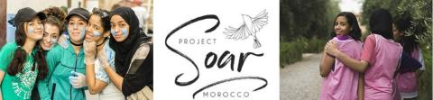 PROJECT SOAR LAUNCHES GIVING TUESDAY CAMPAIGN TO RAISE FUNDS TO HELP  MOROCCAN TEEN GIRLS
