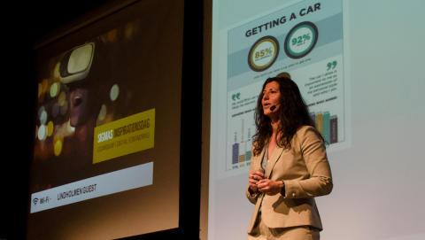 Inspirerande om ledarskap i digital förändring på Sigmas inspirationsdag i Göteborg