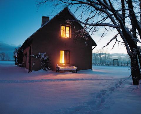 Varmt hus
