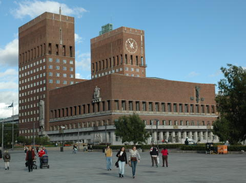 Oslo focuses on city branding