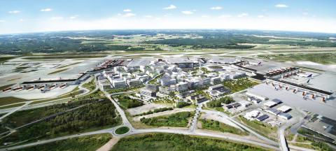 Stockholm Arlanda Airport etapp 3