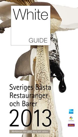 ÅRETS NOMINERINGAR – White Guide 2013