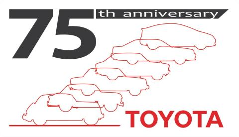 Toyota - 75 år av bilhistoria