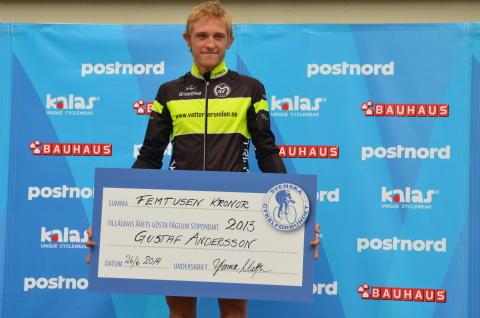 Gustaf Andersson, Motala AIF CK