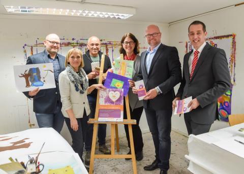 """Spende für Therapieprojekt """"Kleines Löwenherz"""""""