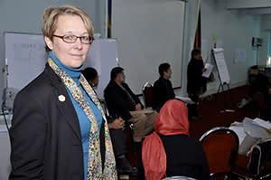 Svenska Afghanistankommittén tillsätter ny generalsekreterare