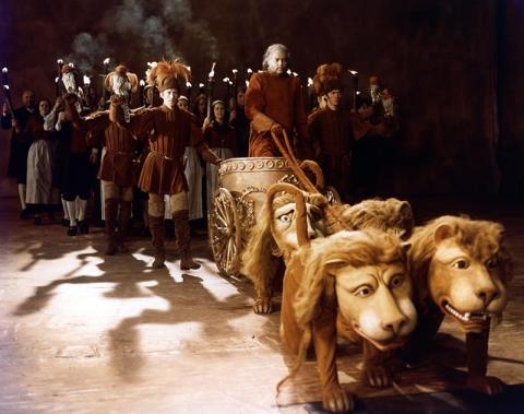 Trollflöjten blir sing-a-long-opera på filmfestivalen