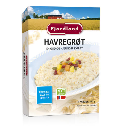 Fjordland havregrøt