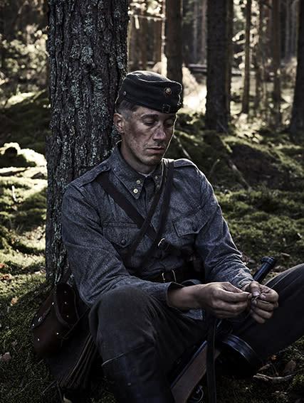 Tuntematon sotilas -elokuvan ensimmäinen traileri julkistettu