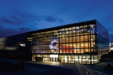Ovanligt komplex dörrleverans till Stavanger konserthus från SSC