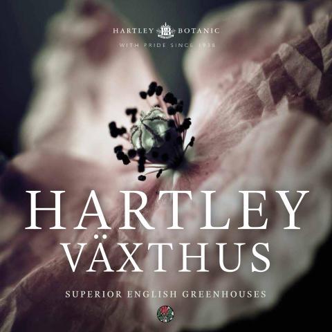 Ny katalog för Hartley Botanic växthus