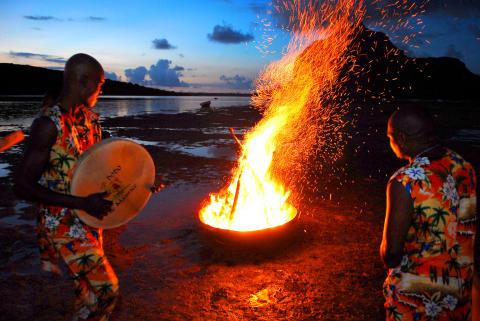 Festival International Kreol auf Mauritius