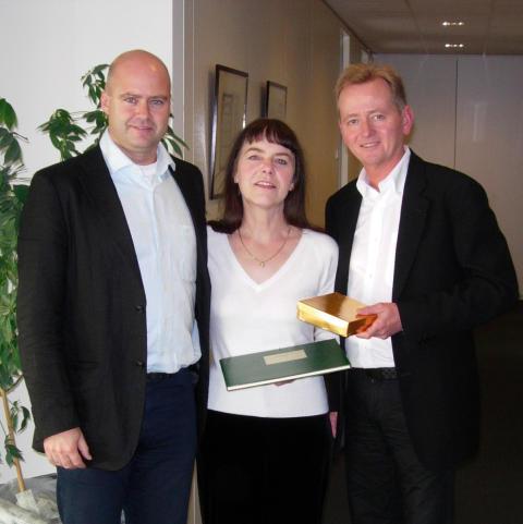 EuroFlorist expanderar till Belgien och Luxemburg