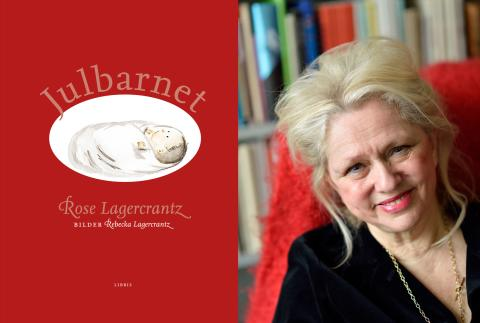 Rose Lagercrantz berättar om Julbarnet