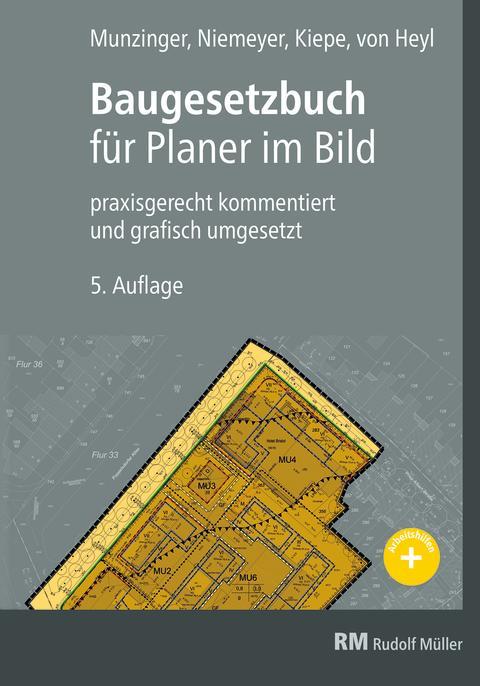 Baugesetzbuch für Planer im Bild (2D/tif)