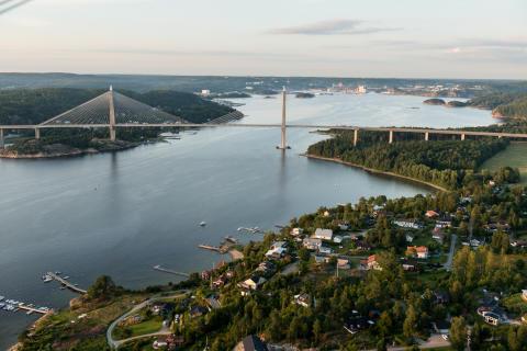 Storsatsning förnyar Uddevalla och Ljungskile och ökar kommunens attraktionskraft