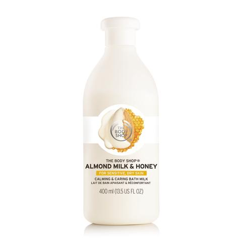 Almond Milk and Honey