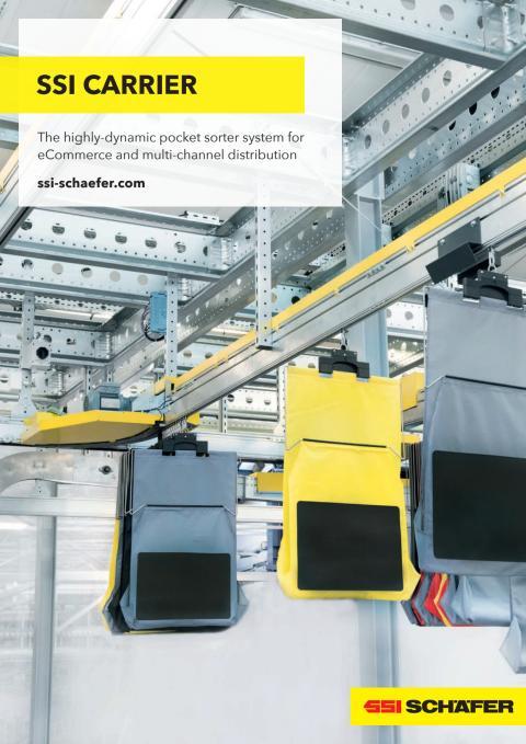 Produktbrochure - SSI Carrier (EN)