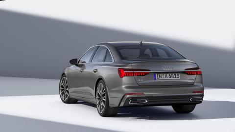 Ny Audi A6 opgraderer direktørklassen
