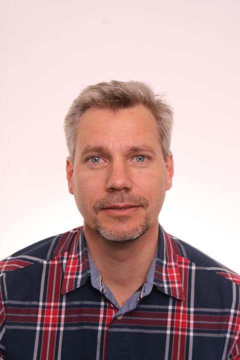 Thomas Ivarsson, hotelldirektör Scandic Star Lund