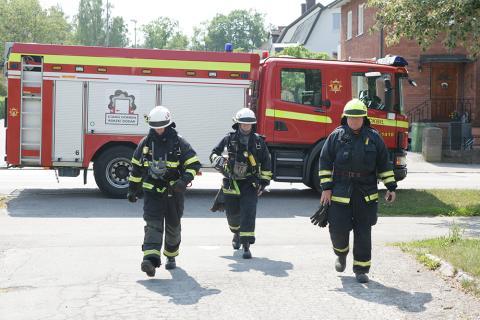 Flertalet deltidsbrandmän har återtagit sin uppsägning
