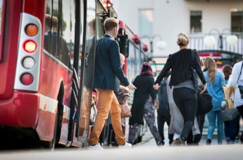 Fler bussar i Järfälla tack vare Miljöpartiet