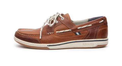 Sebago Triton Three Eye Brown