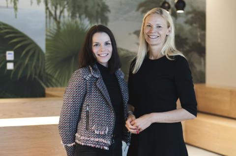 Vibeke Hansen ny kommunikasjonsdirektør i Storebrand
