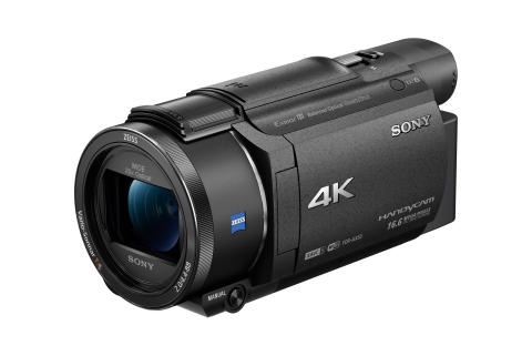 Nowe kamery Sony Handycam®: utrwalanie najważniejszych chwil życia w standardzie 4K