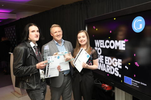 It's a hat-trick for Go North East at the Edge Awards 2018