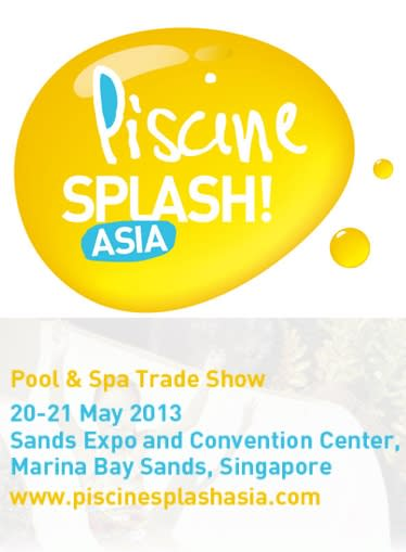 Evorich Representing Singapore's Outdoor Decking Industry in this year SPLASH! Conference at MBS