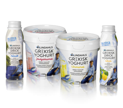 Grekiska yoghurtnyheter