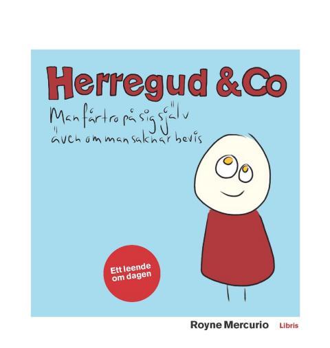 Ny bok: Herregud & Co – ett leende om dagen