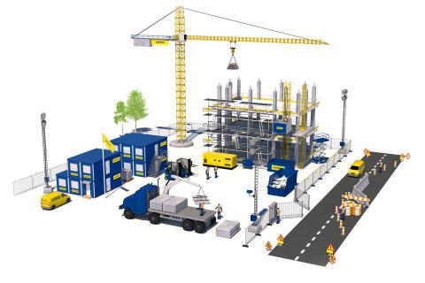 Vi vill effektivisera byggbranschen