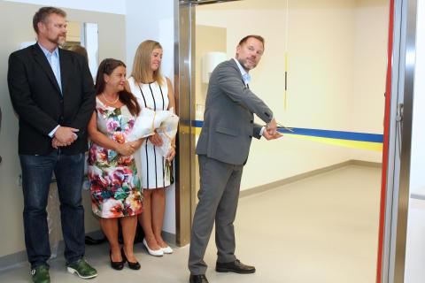 Ny operationsavdelning och sterilcentral på Karlskoga lasarett för framtidens utmaningar