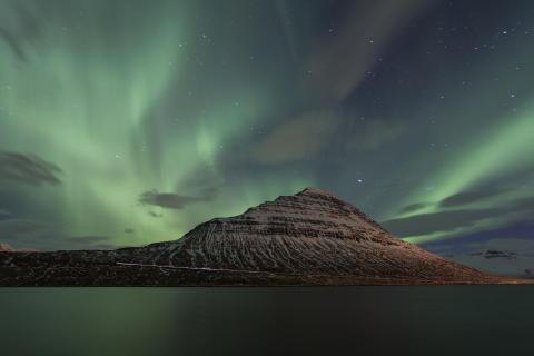 Isländskt norrsken